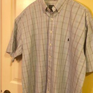 Men's Big and Tall Ralph Lauren Polo Shirt